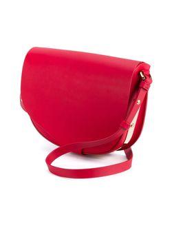 Сумка Через Плечо Barnsbury Sophie Hulme                                                                                                              красный цвет