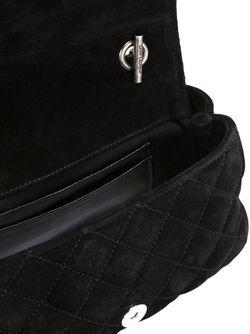 Сумка На Плечо Monogram Saint Laurent                                                                                                              черный цвет