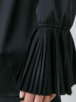 Блузка Piano P.A.R.O.S.H.                                                                                                              черный цвет