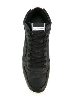 Кеды Lakers High Vintage Philippe Model                                                                                                              чёрный цвет