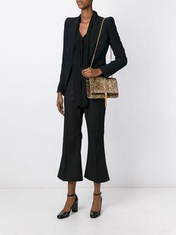 Средняя Сумка На Плечо Monogram Kate Saint Laurent                                                                                                              коричневый цвет