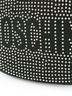 Сумка Через Плечо С Заклепками Moschino                                                                                                              черный цвет
