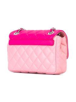 Сумка С Логотипом Moschino                                                                                                              розовый цвет