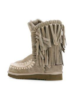 Ботинки Eskimo Mou                                                                                                              Nude & Neutrals цвет