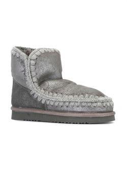 Ботинки Eskimo Mou                                                                                                              серый цвет