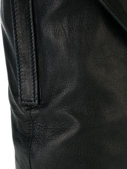 Сумка Через Плечо С Откидным Клапаном Ann Demeulemeester                                                                                                              черный цвет