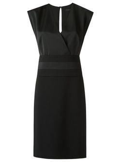 Shift Dress GIULIANA ROMANNO                                                                                                              черный цвет