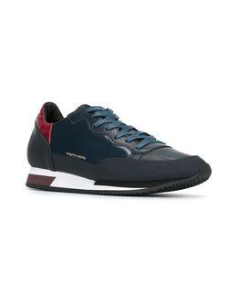 Кроссовки С Панельным Дизайном Philippe Model                                                                                                              синий цвет