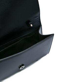 Клатч С Заклепками Dsquared2                                                                                                              черный цвет