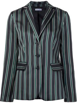 Striped Blazer Tomas Maier                                                                                                              чёрный цвет
