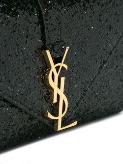 Сумка Через Плечо Monogram Saint Laurent                                                                                                              чёрный цвет