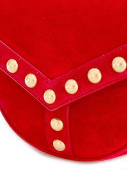 Сумка Y Studs Saint Laurent                                                                                                              красный цвет