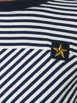 Футболка В Полоску Red Valentino                                                                                                              синий цвет