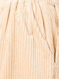 Укороченные Брюки-Палаццо Manoush                                                                                                              Nude & Neutrals цвет