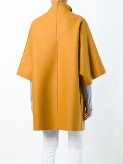 Пальто С Короткими Рукавами Harris Wharf London                                                                                                              желтый цвет