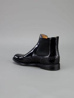 Ботинки Челси Ketsby Church'S                                                                                                              чёрный цвет