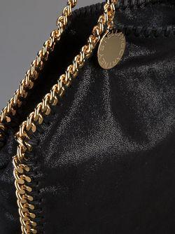 Сумка-Тоут Falabella Stella Mccartney                                                                                                              чёрный цвет