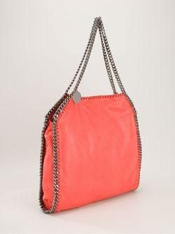 Сумка-Тоут Falabella Stella Mccartney                                                                                                              красный цвет