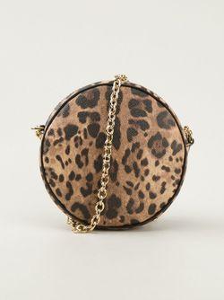 Сумка Через Плечо Anna Dolce & Gabbana                                                                                                              коричневый цвет