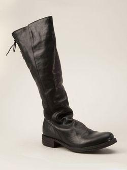 Emma Boot Fiorentini+Baker                                                                                                              черный цвет