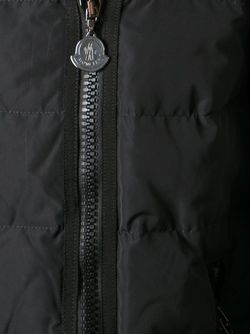 Пуховик Gerboise Moncler                                                                                                              чёрный цвет