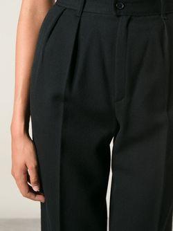 Укороченные Брюки GUY LAROCHE VINTAGE                                                                                                              черный цвет