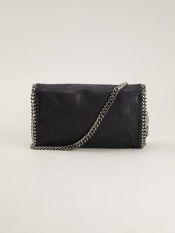 Сумка Falabella На Плечо Stella Mccartney                                                                                                              синий цвет