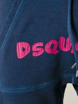 Спортивные Брюки С Логотипом Dsquared2                                                                                                              синий цвет
