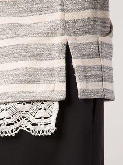 Пуловер Baja Suno                                                                                                              Nude & Neutrals цвет