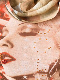 Платье С Принтом Сцен Из Фильмов JEAN PAUL GAULTIER VINTAGE                                                                                                              многоцветный цвет