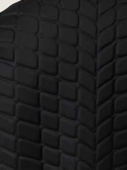 Футболка С Дутыми Панелями Сзади Alexander Wang                                                                                                              черный цвет