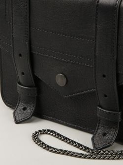 Маленькая Сумка На Плечо Ps1 Proenza Schouler                                                                                                              чёрный цвет