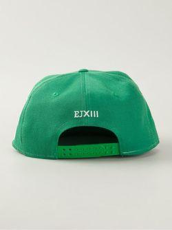 Кепка С Вышитой Надписью EJXIII                                                                                                              зелёный цвет