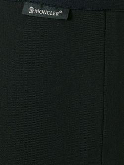 Классические Леггинсы Moncler                                                                                                              чёрный цвет