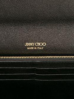 Клатч Milla Jimmy Choo                                                                                                              чёрный цвет
