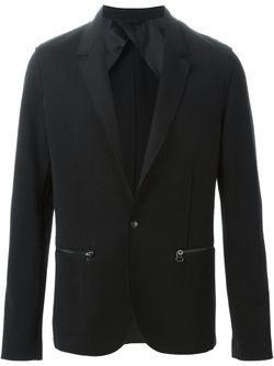 Пиджак С Карманами На Молнии Lanvin                                                                                                              чёрный цвет