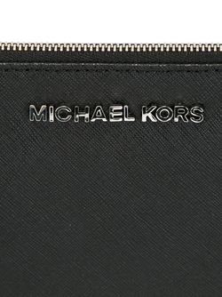 Клатч Jet Set Travel Michael Michael Kors                                                                                                              чёрный цвет