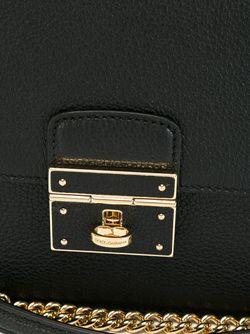 Сумка Через Плечо Rosalia Dolce & Gabbana                                                                                                              чёрный цвет