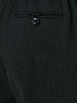 Широкие Брюки Etro                                                                                                              черный цвет