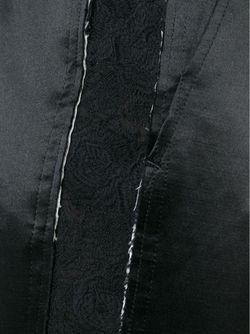 Брюки Прямого Кроя Comme Des Garcons                                                                                                              черный цвет