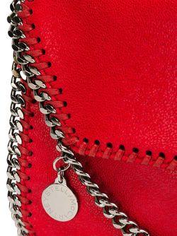 Сумка Falabella Через Плечо Stella Mccartney                                                                                                              красный цвет