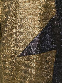 Платье С Пайетками MSGM                                                                                                              серебристый цвет