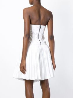 Платье 152 Decisive Без Лямок A.F.Vandevorst                                                                                                              белый цвет