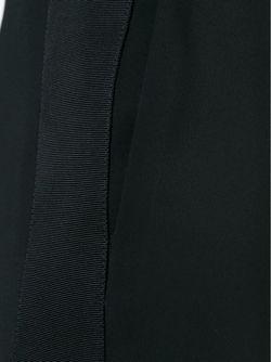 Брюки С Завышенной Талией Lanvin                                                                                                              чёрный цвет