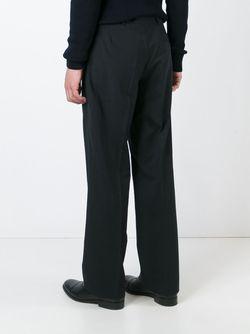 Классические Брюки Dolce & Gabbana                                                                                                              черный цвет