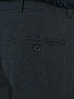 Классические Брюки Dolce & Gabbana                                                                                                              чёрный цвет