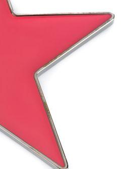 Брелок В Форме Звезды Stella Mccartney                                                                                                              розовый цвет