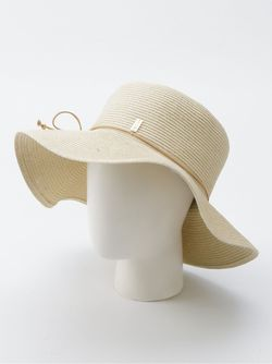Wide Brim Hat Sub                                                                                                              Nude & Neutrals цвет