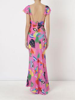 Длинное Платье Niemeyer Isolda                                                                                                              розовый цвет