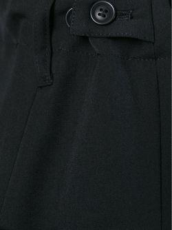 Укороченные Брюки Y'S                                                                                                              чёрный цвет